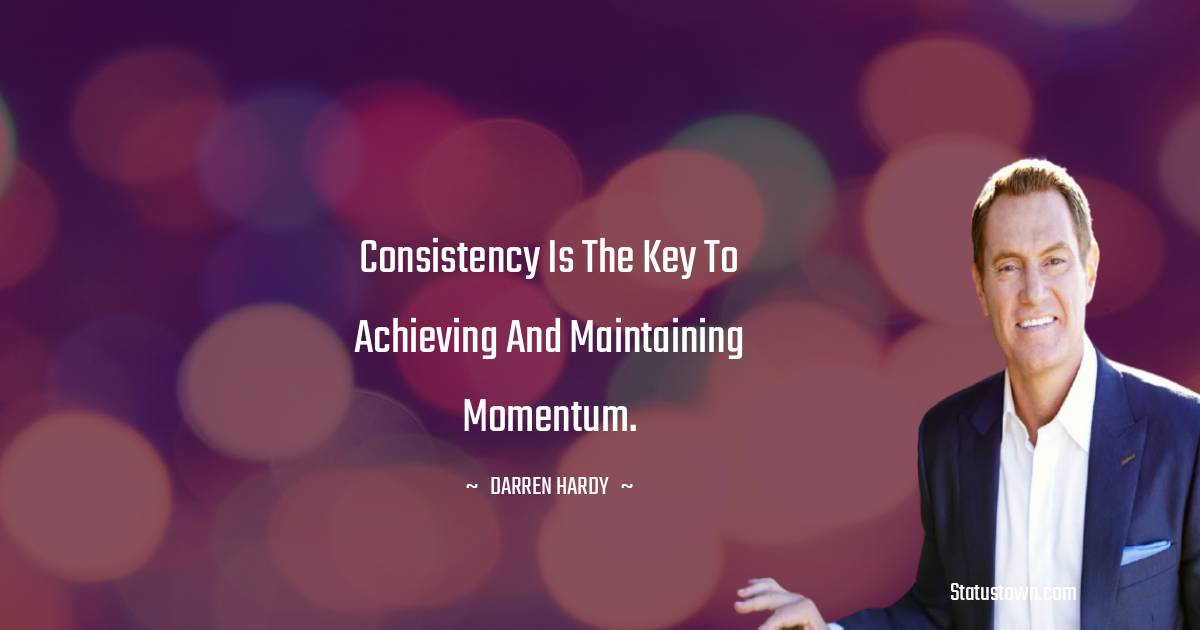 Darren Hardy Positive Quotes