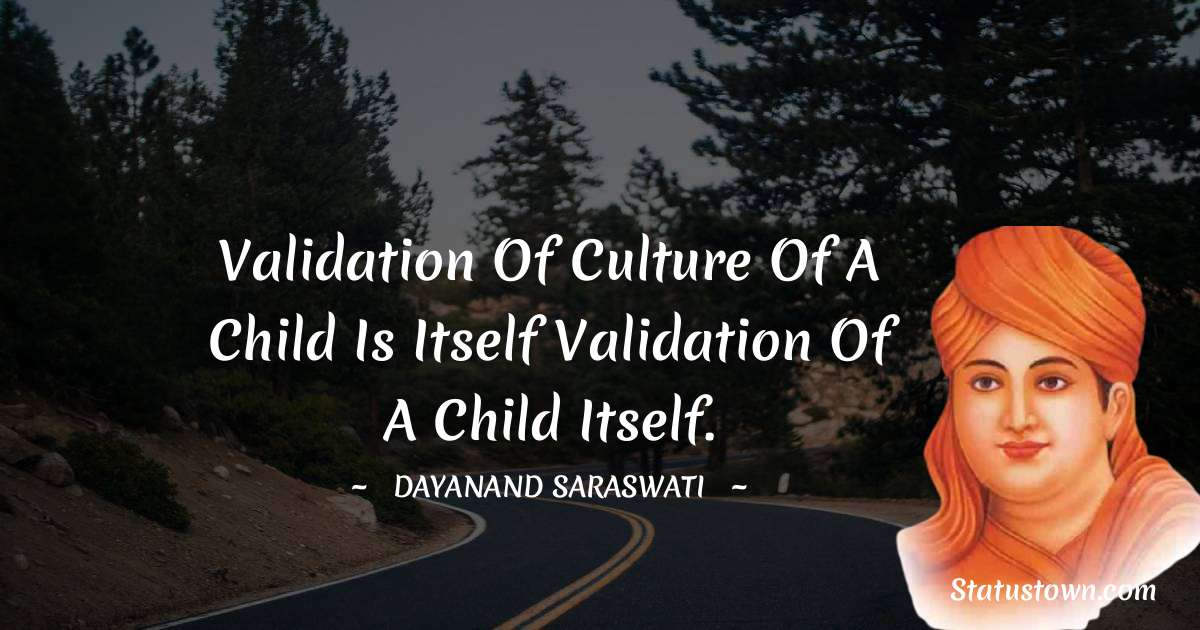 Dayanand Saraswati motivational quotes