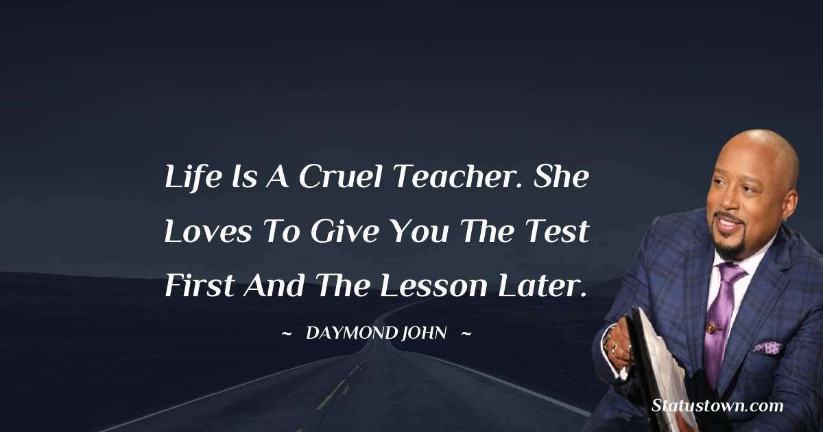 Daymond John Positive Quotes