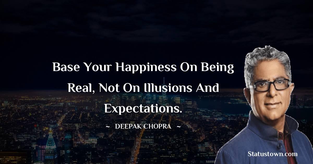 Deepak Chopra Inspirational Quotes