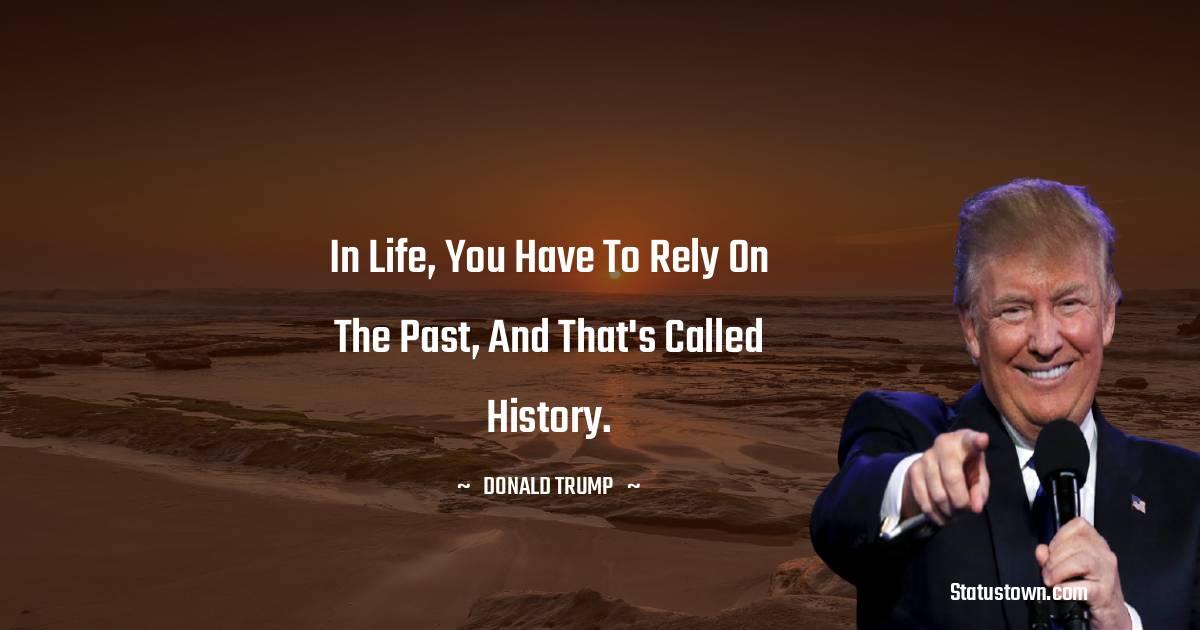 Donald Trump Short Quotes