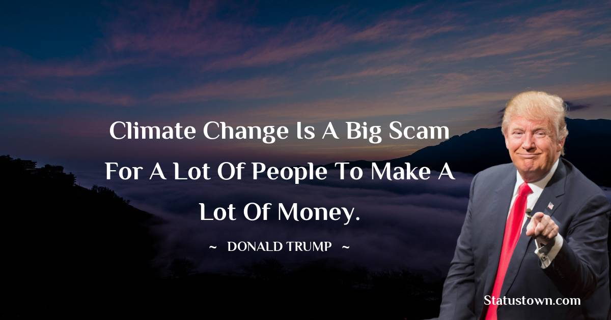 Donald Trump Inspirational Quotes