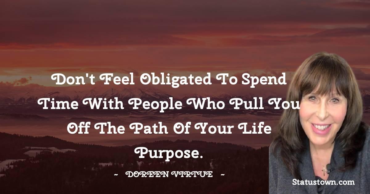 Doreen Virtue Unique Quotes
