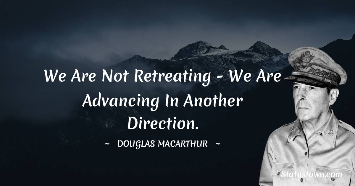 Douglas MacArthur Status