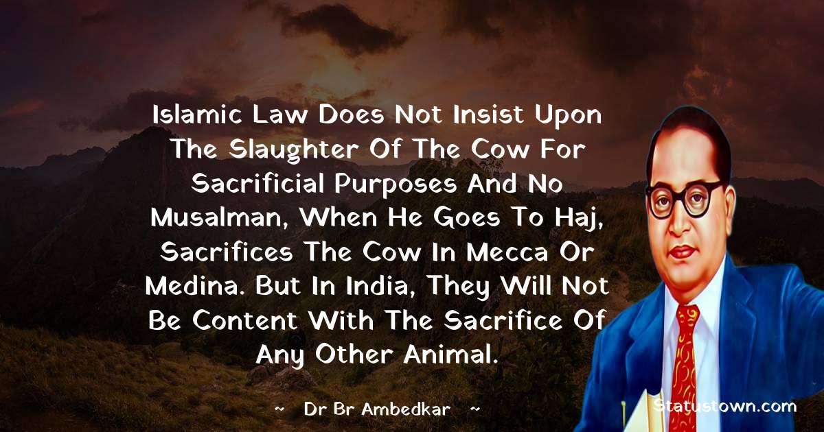 Dr Bhimrao Ramji Ambedkar  Thoughts