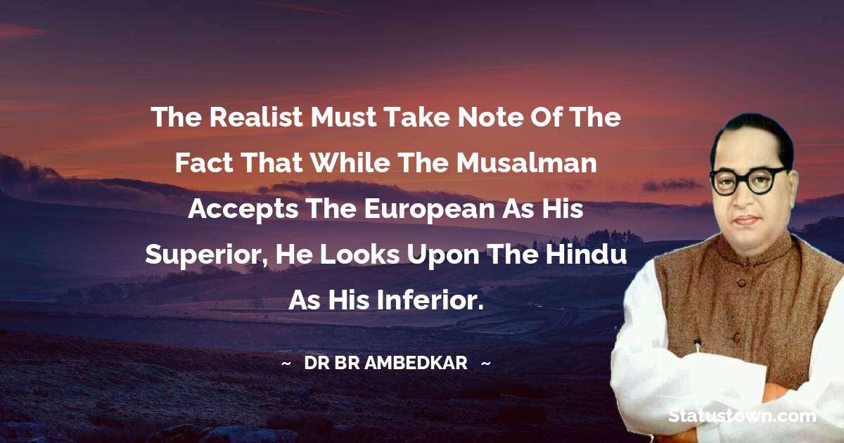 Dr Bhimrao Ramji Ambedkar  Unique Quotes