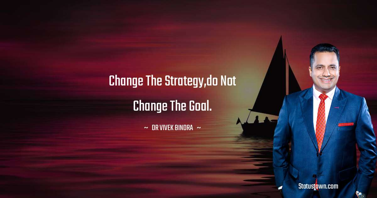 dr vivek bindra Quotes images