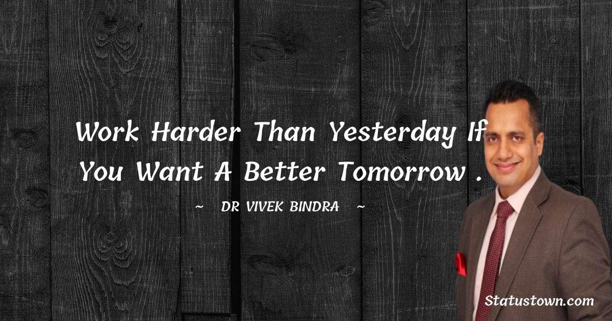 dr vivek bindra Inspirational Quotes