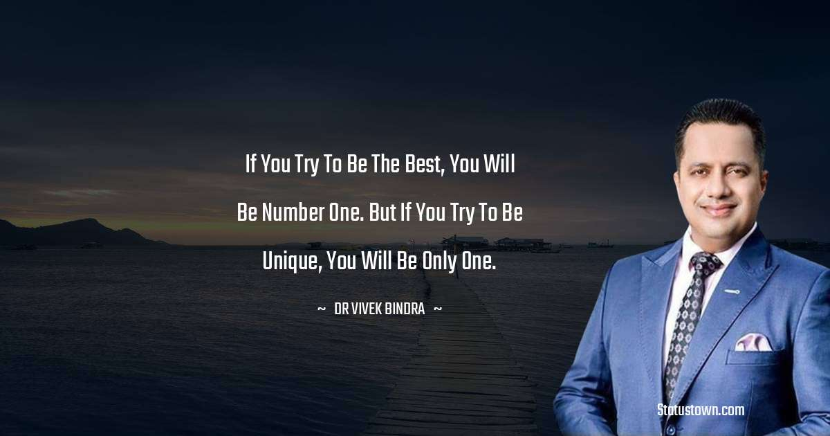 dr vivek bindra Positive Quotes