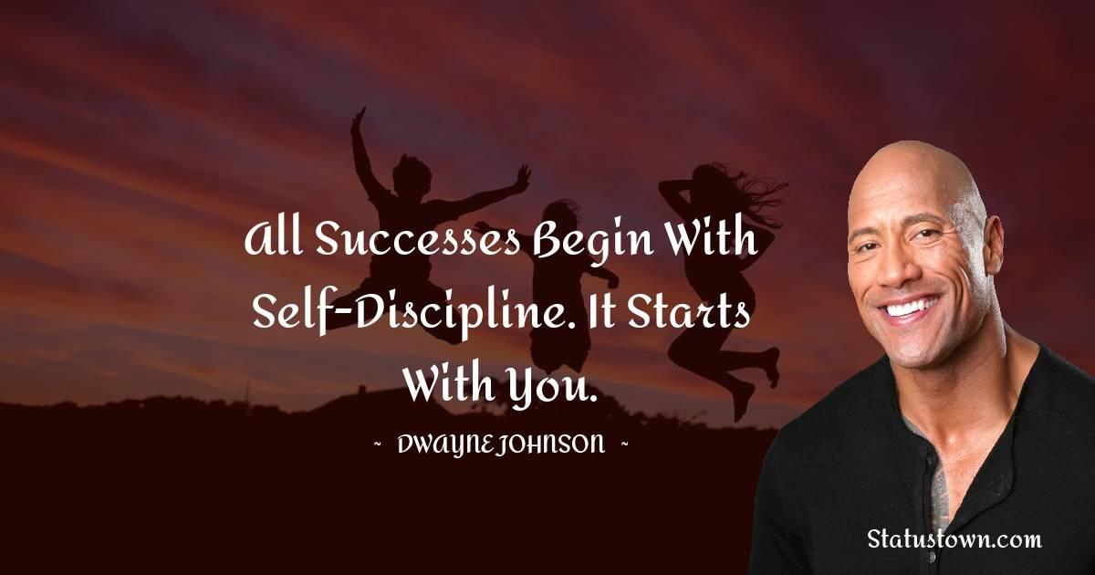 Dwayne Johnson Thoughts