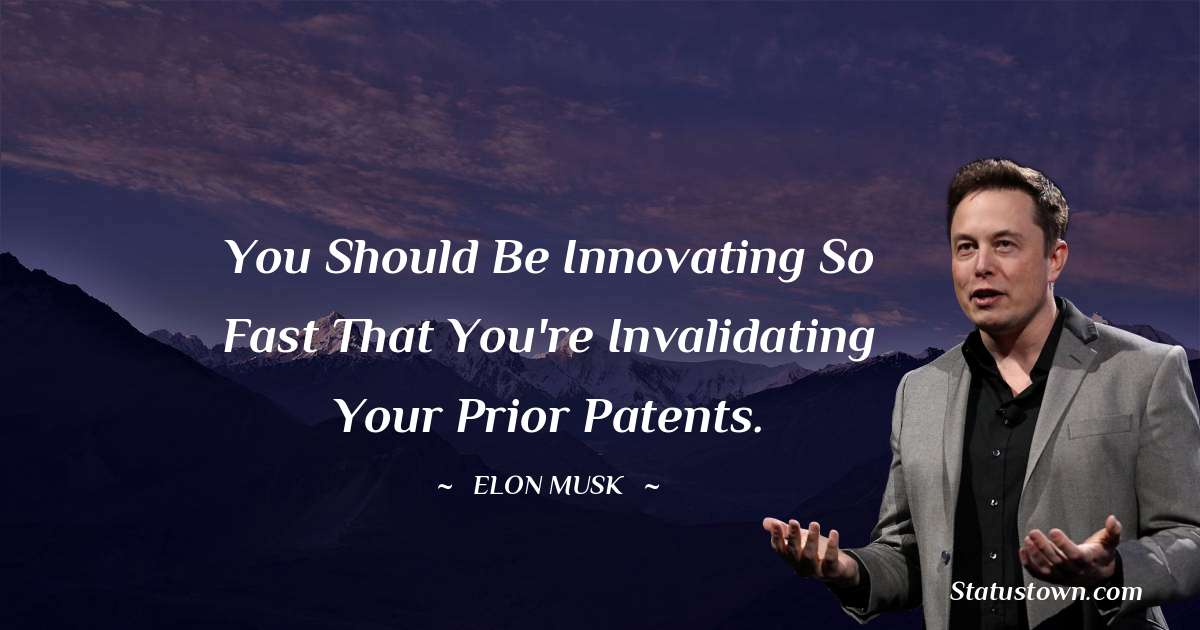 Elon Musk Motivational Quotes