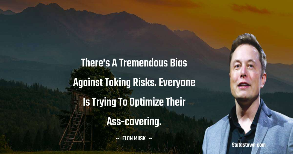 Elon Musk Thoughts
