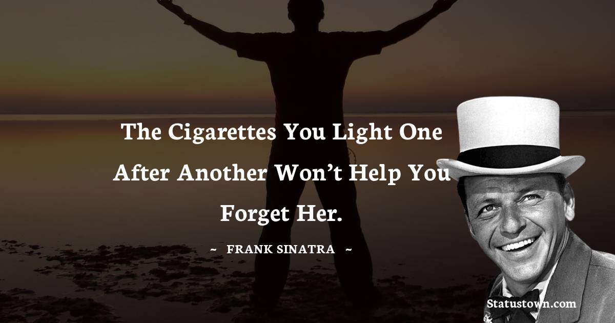 Frank Sinatra Status