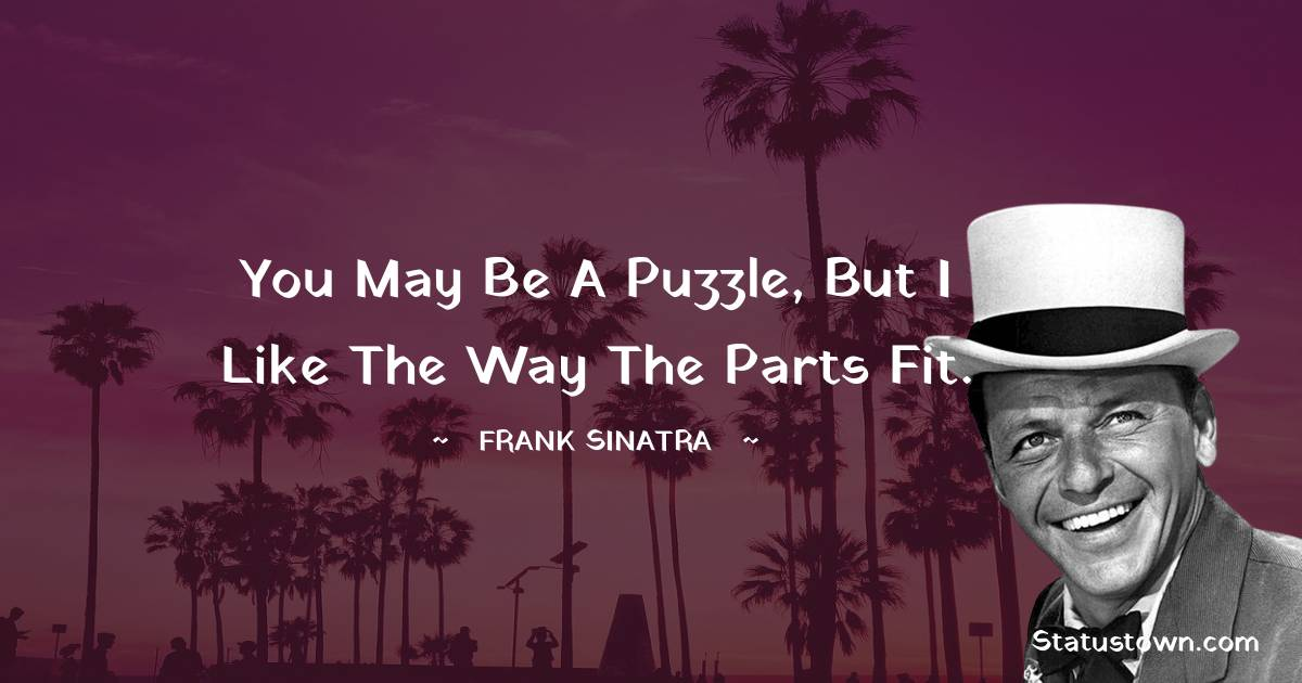 Frank Sinatra Quotes images