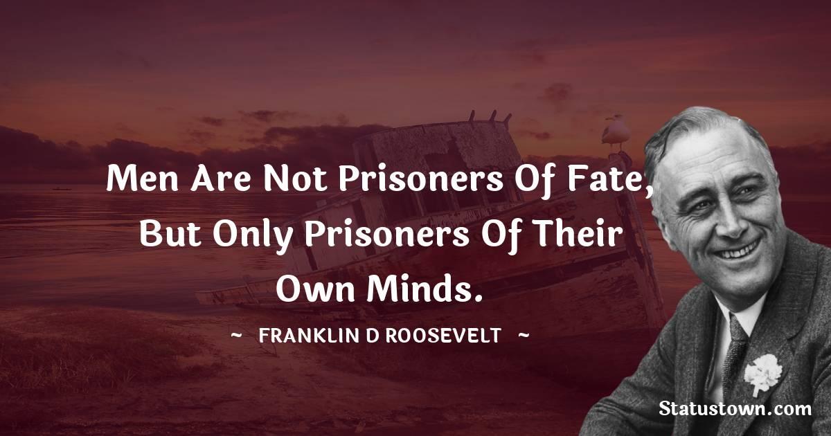 Franklin D. Roosevelt Status