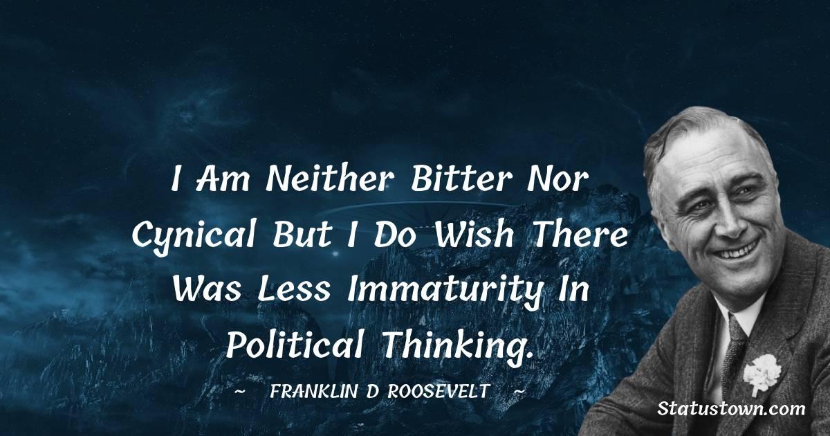 Franklin D. Roosevelt Quotes images