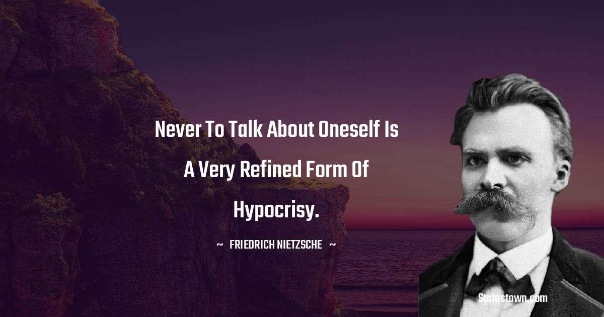 Friedrich Nietzsche Status