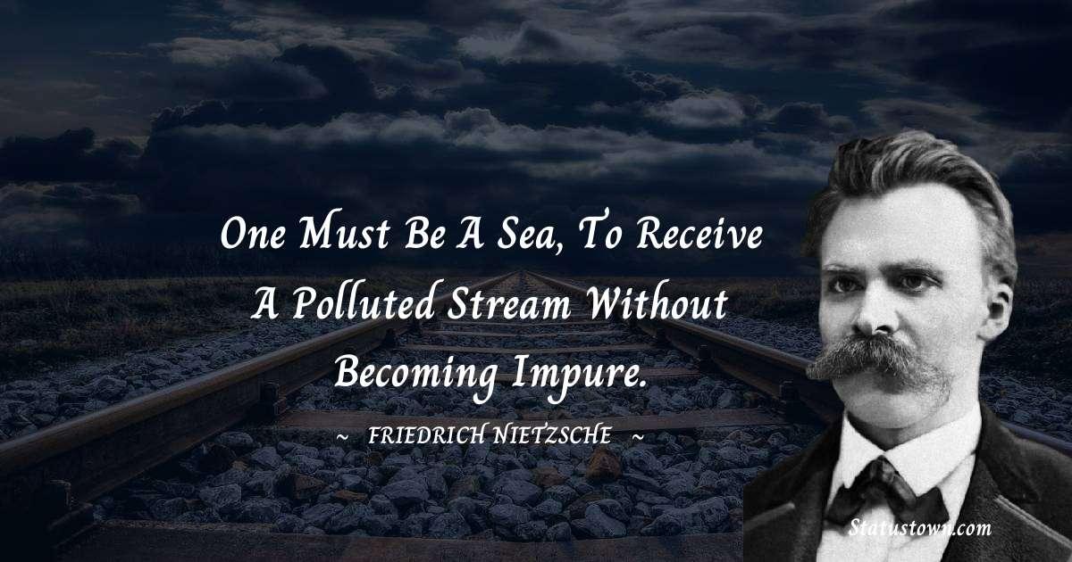 Friedrich Nietzsche Positive Thoughts