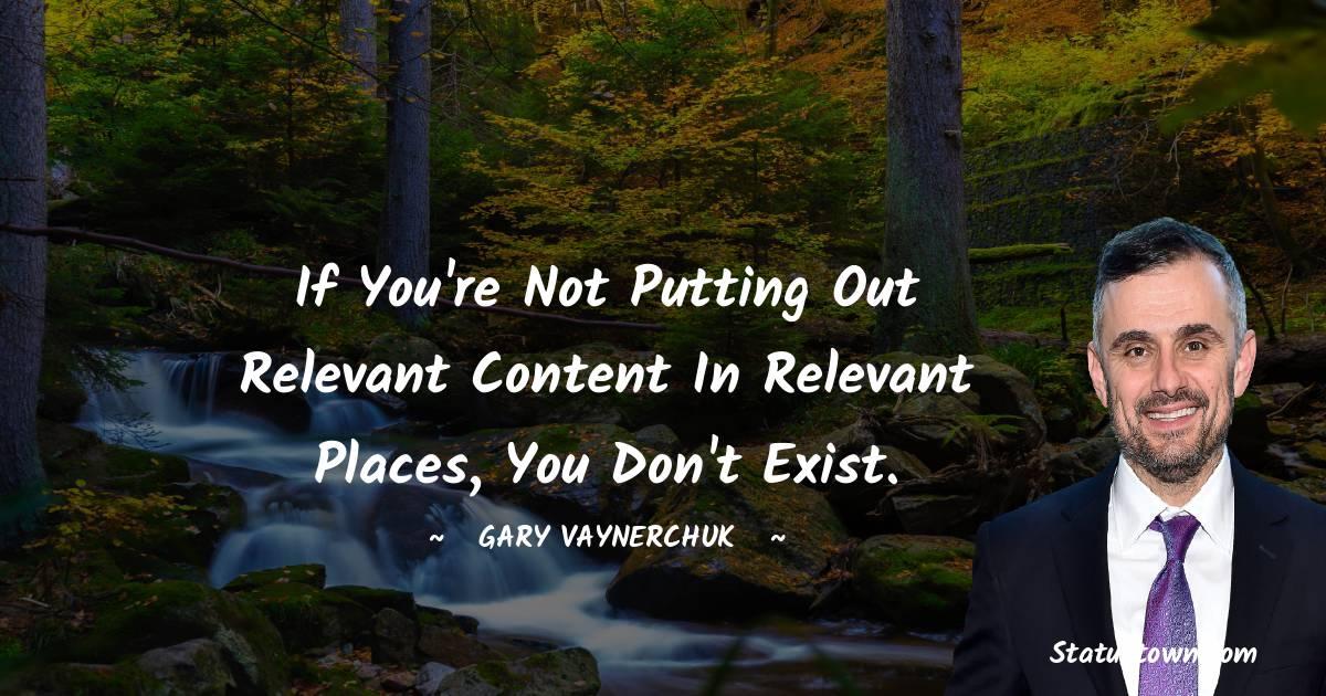 Gary Vaynerchuk Status