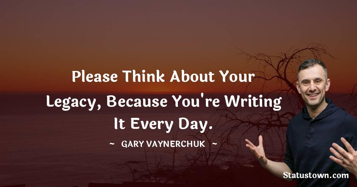 Gary Vaynerchuk Positive Thoughts