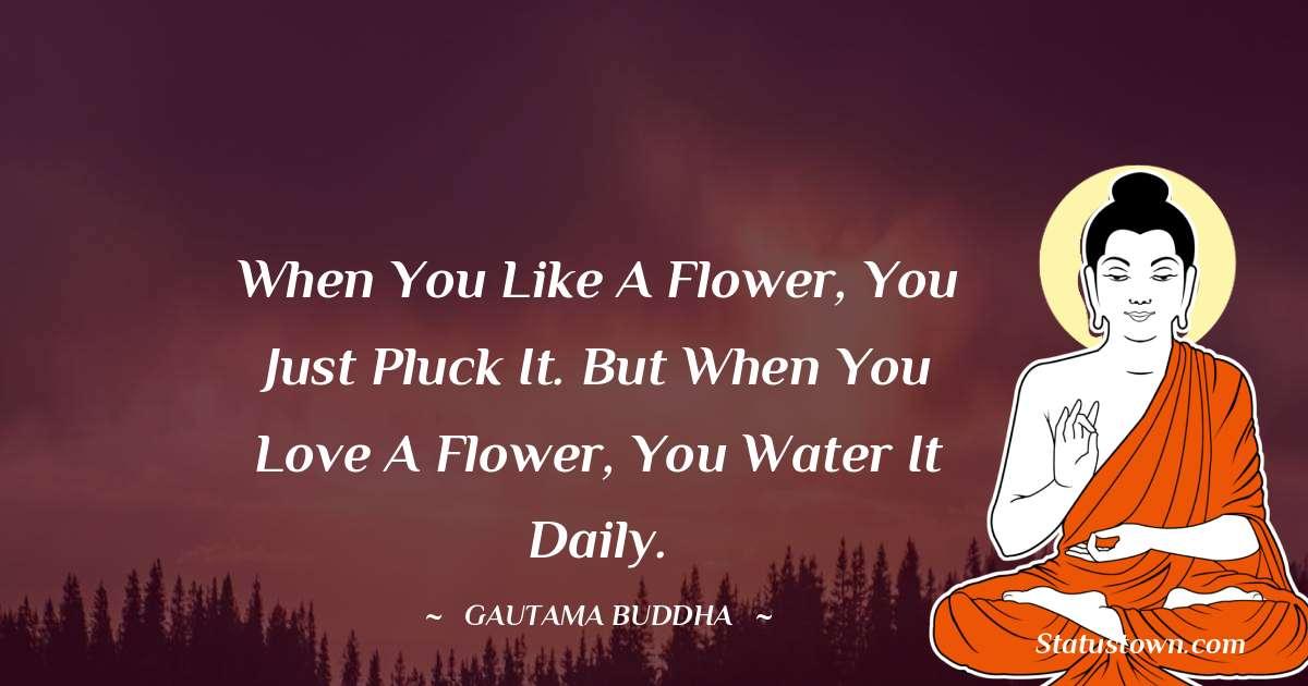 Lord Gautam Buddha  Unique Quotes