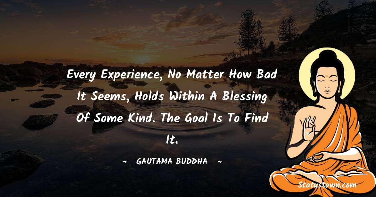Lord Gautam Buddha  Quotes