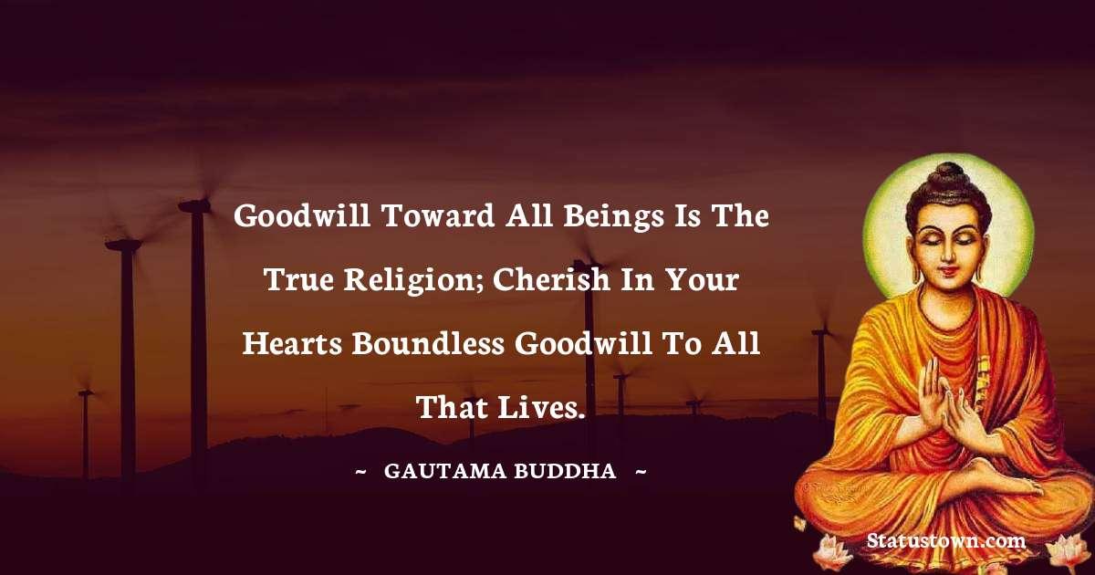 Lord Gautam Buddha  Positive Thoughts