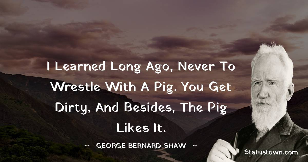 George Bernard Shaw Quotes images