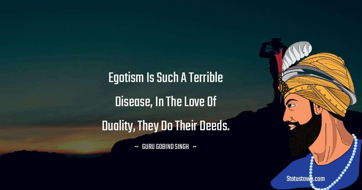 Guru Gobind Singh Unique Quotes