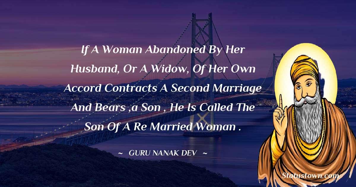 Guru Nanak Dev  Status