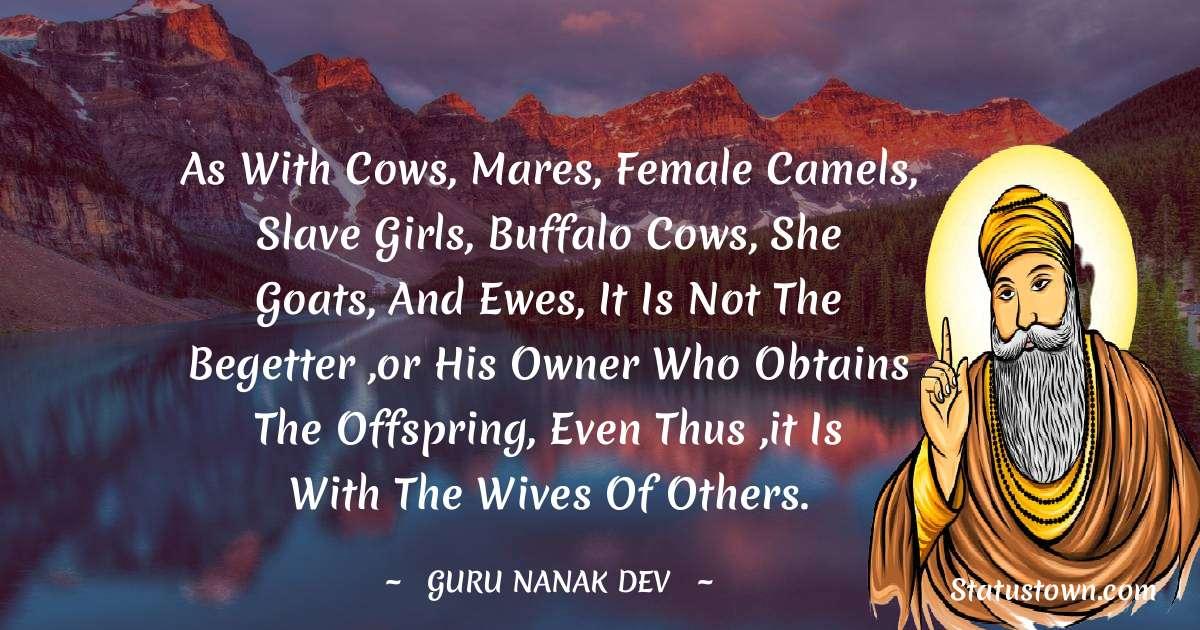 Guru Nanak Dev  Quotes images