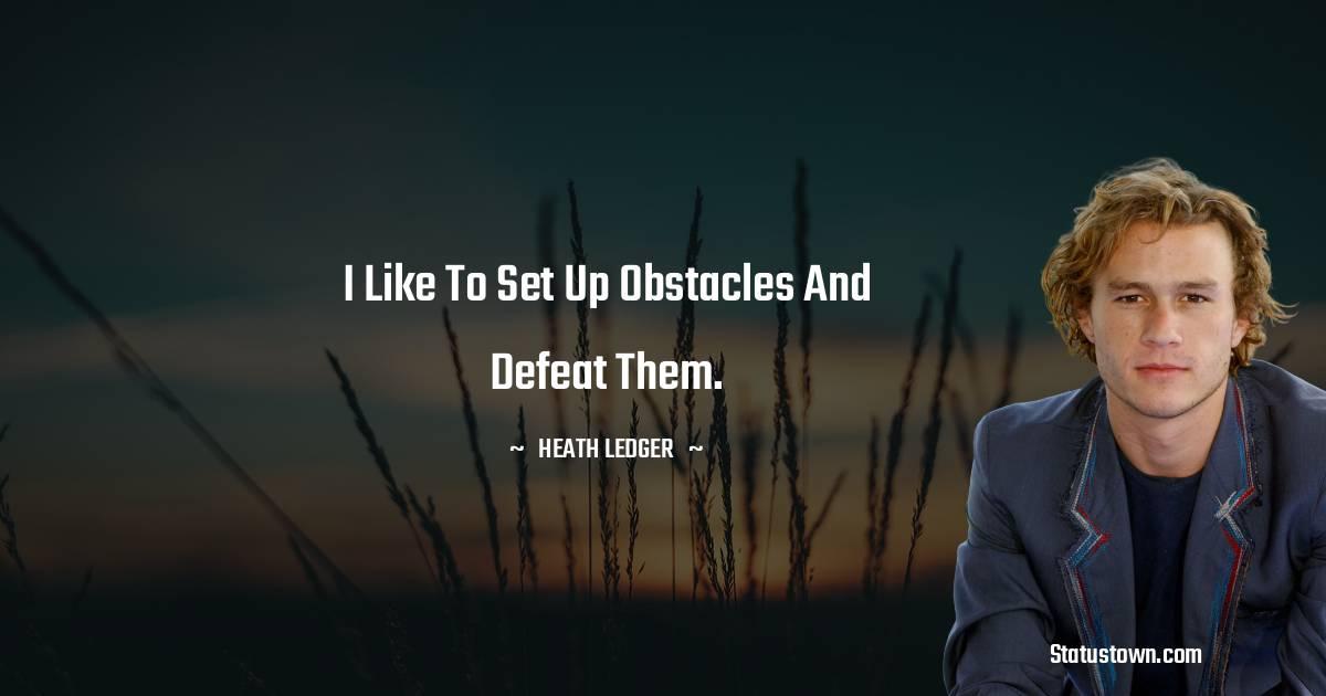 Heath Ledger Quotes images