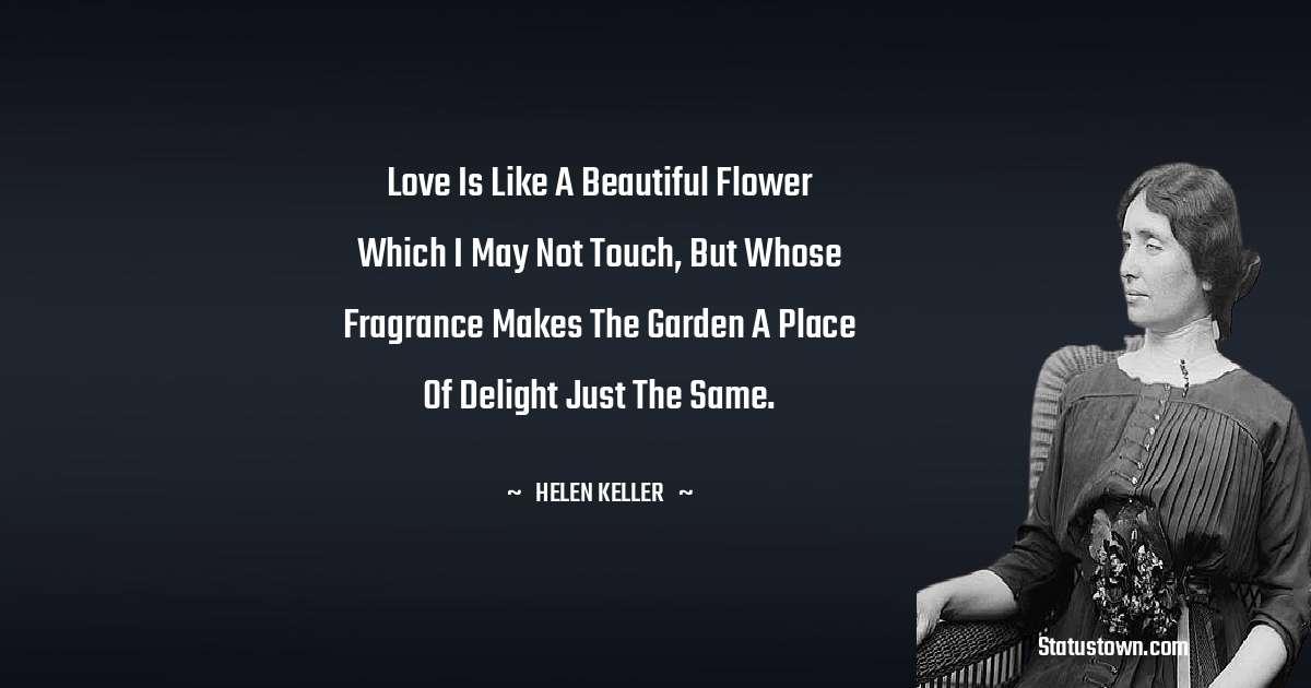 Helen Keller Status