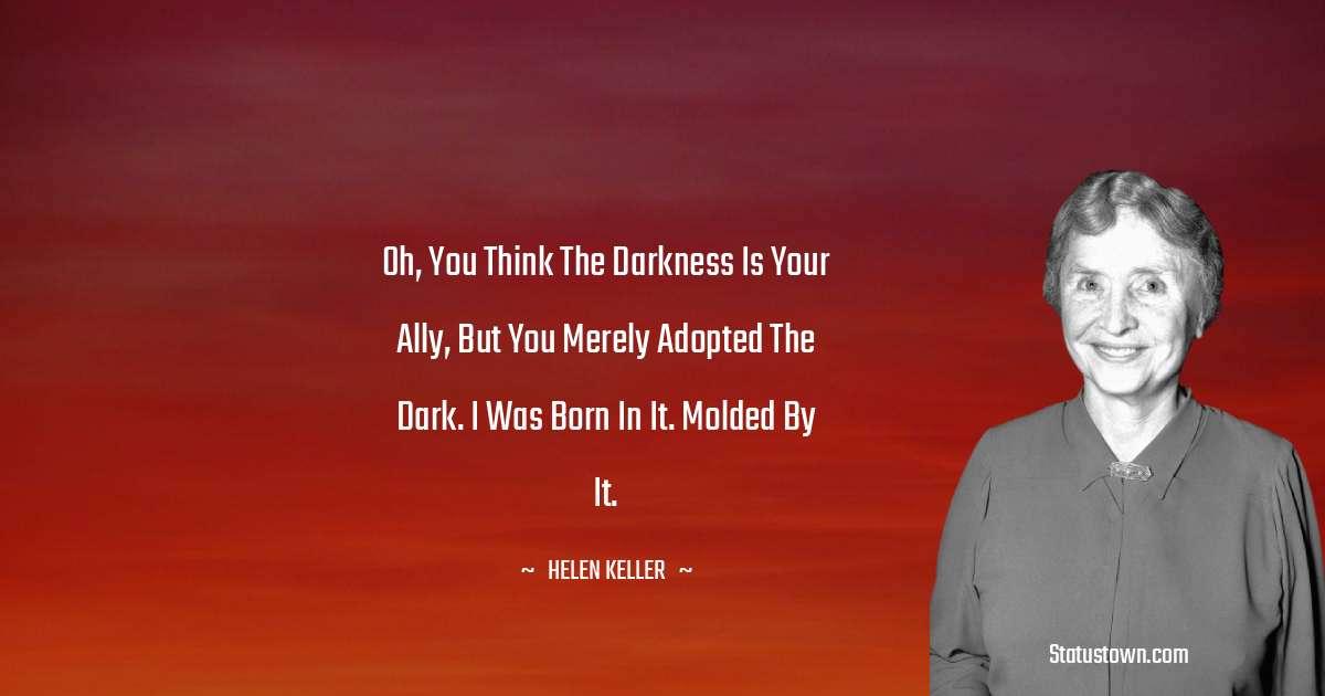 Helen Keller Quotes images