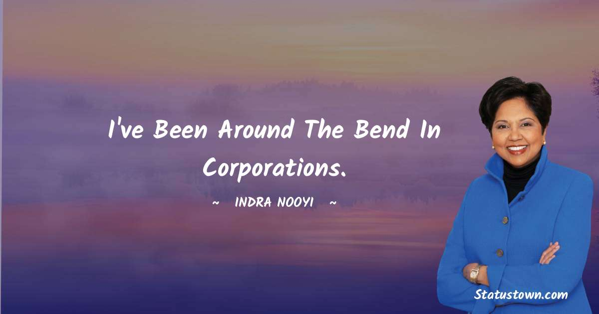 Indra Nooyi positive quotes