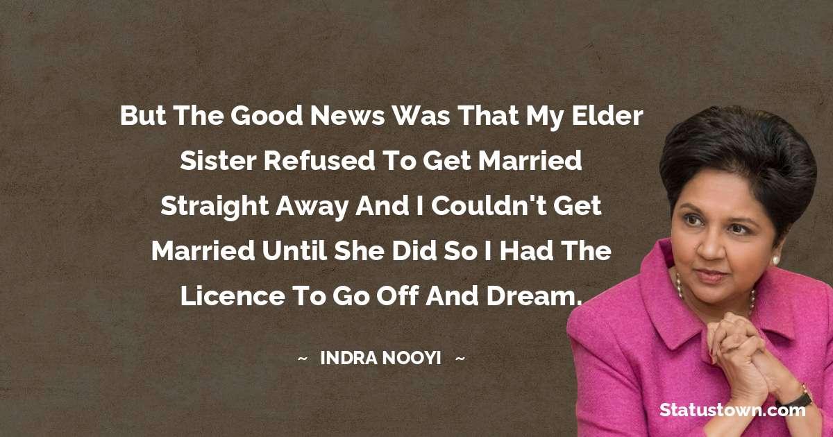 Indra Nooyi motivational Status