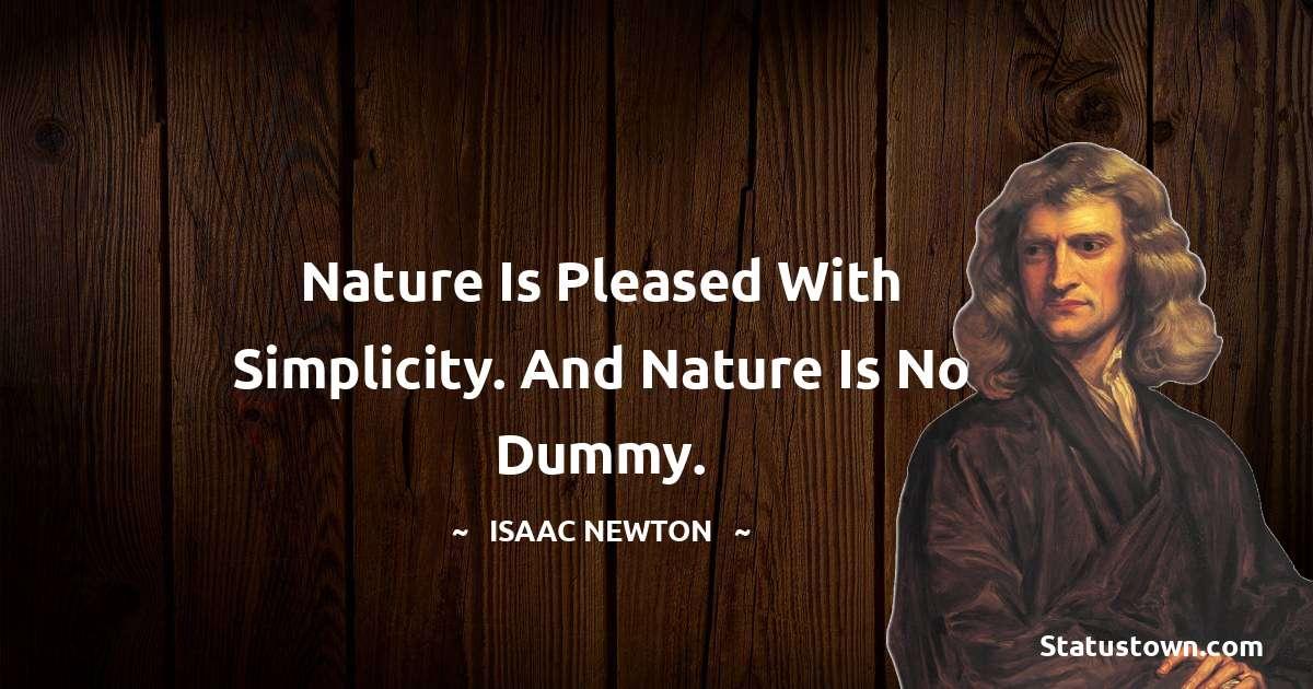 Isaac Newton Motivational Quotes