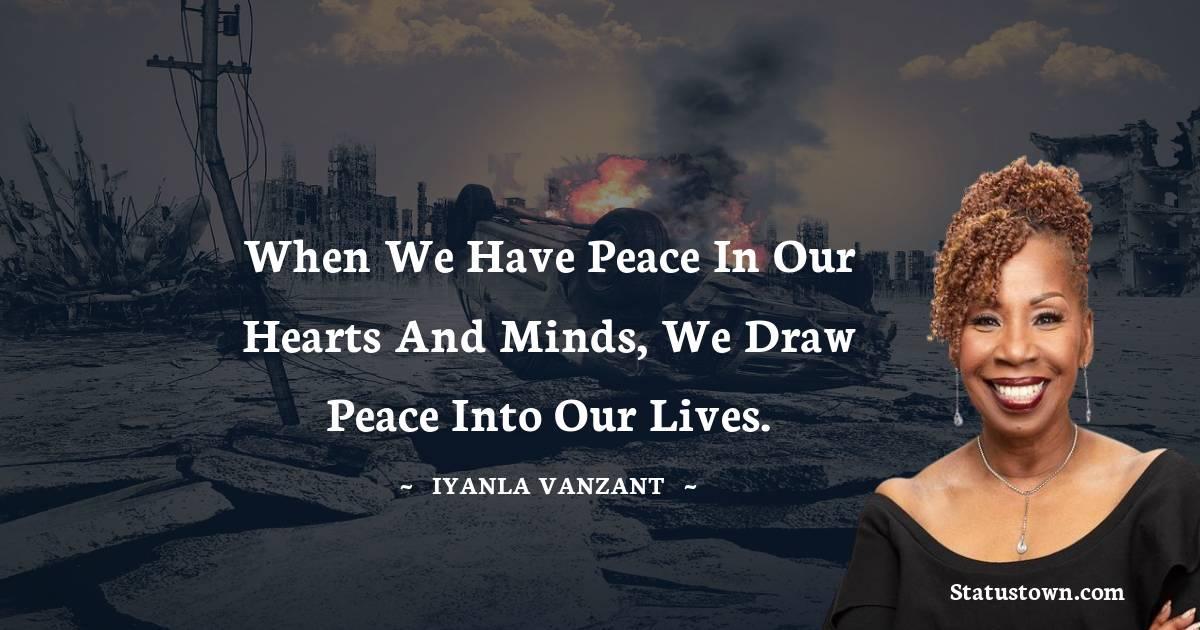 Iyanla Vanzant Positive Thoughts