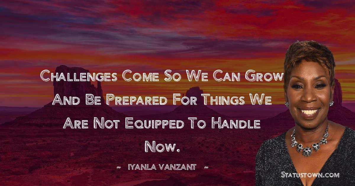 Iyanla Vanzant Short Quotes