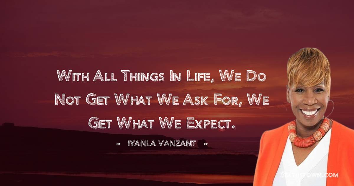 Iyanla Vanzant Motivational Quotes