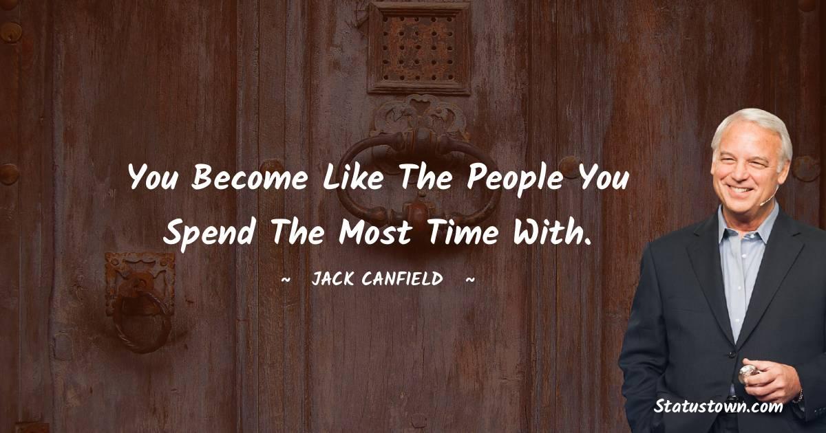 Jack Canfield Status