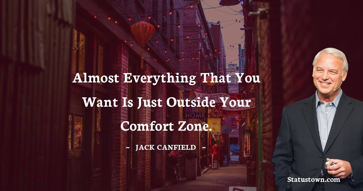 Jack Canfield Thoughts