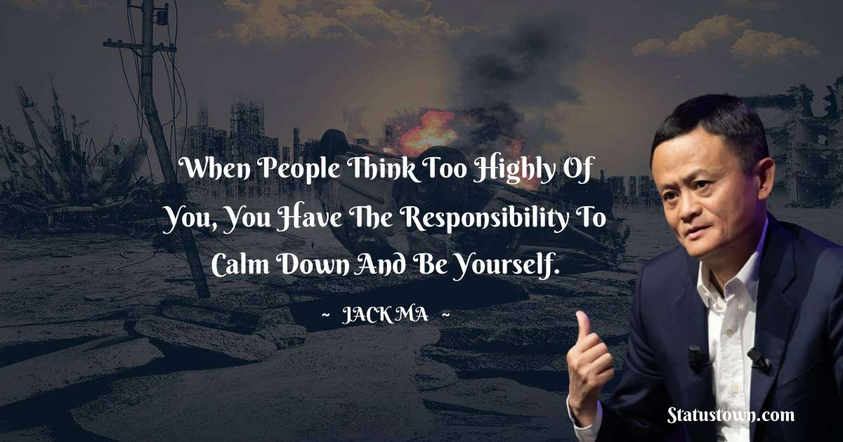 Jack Ma Quotes images