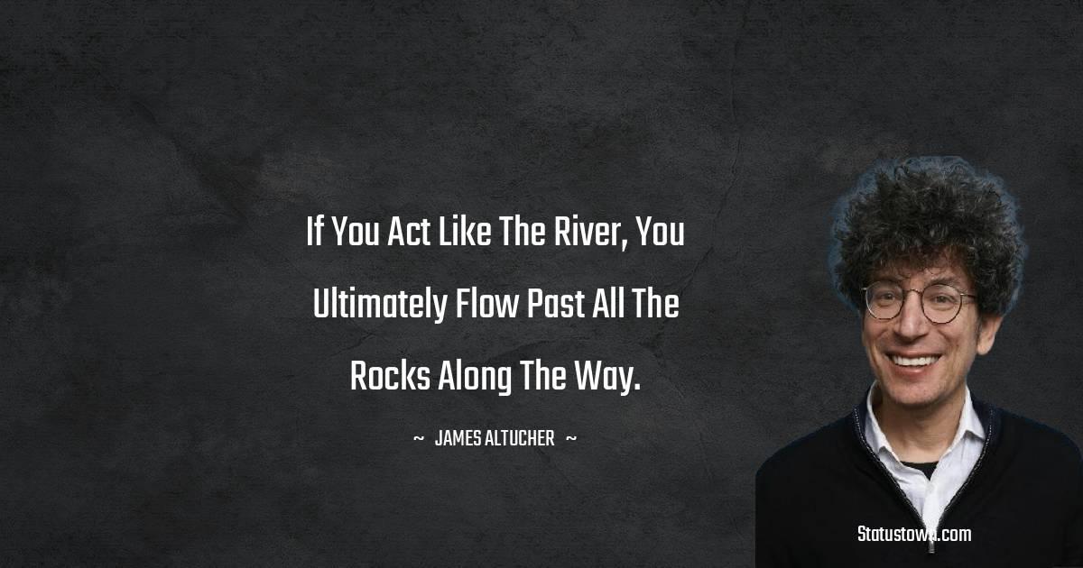 James Altucher Positive Thoughts