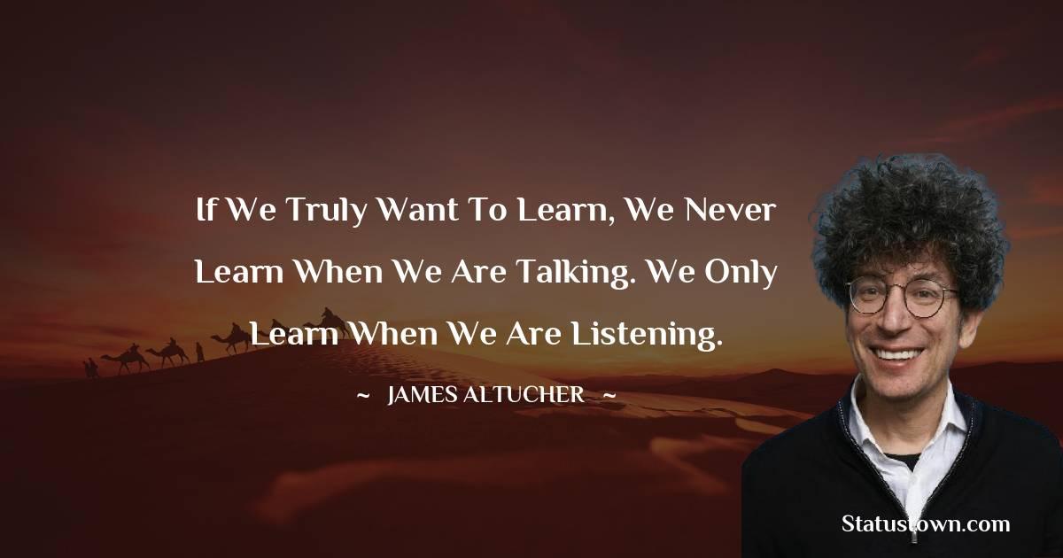 James Altucher Motivational Quotes