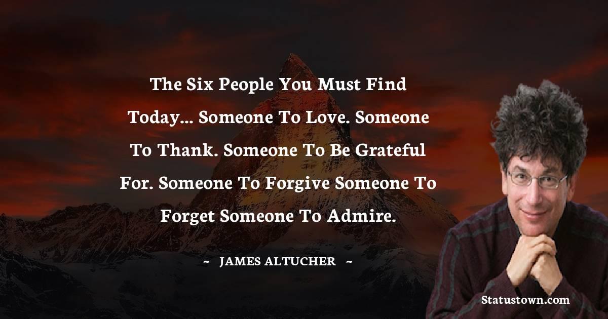 James Altucher Inspirational Quotes