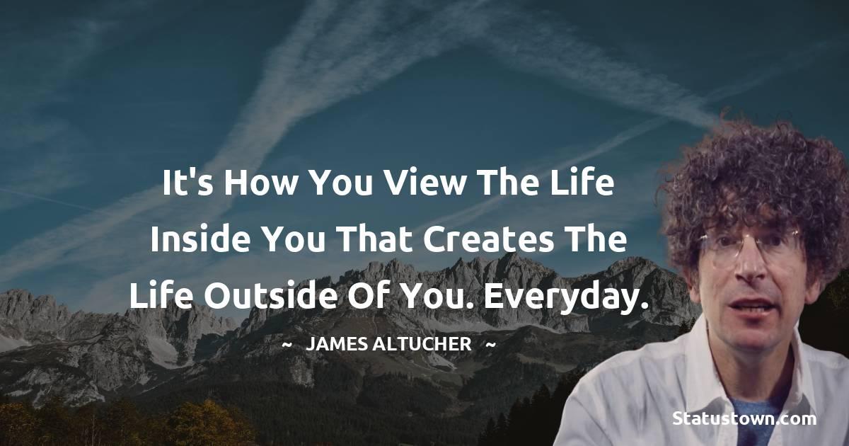 James Altucher Thoughts