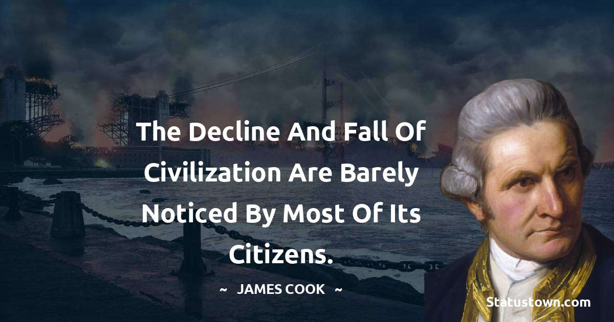 james Cook Positive Thoughts