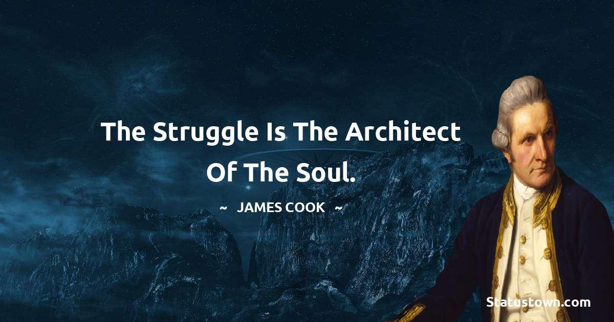 james Cook Unique Quotes