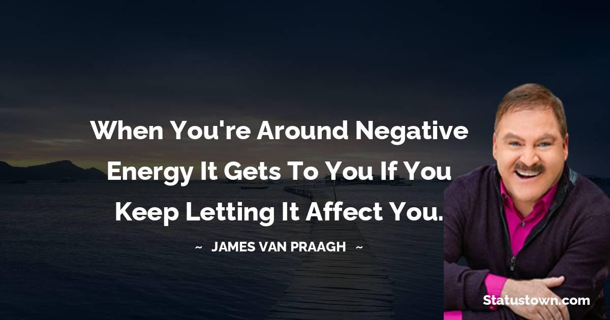 James Van Praagh Status